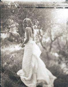 Genuine vintage wedding photography ~ Amazing!  Gia Canali Photography