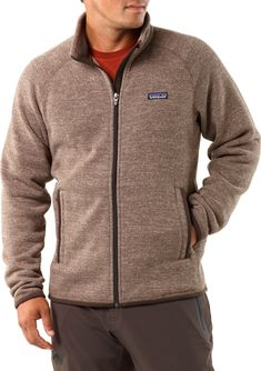 Functional & Stylish. A Patagonia fleece jacket is a perfect gift for that special guy. #endorsed