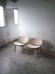 <3 Pringles Lounge Chair | Nathan Yong