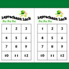 Who will be the luckiest leprechaun? Leprechaun Luck is a fun probability game for two players that will challenge your students on many levels. Th...