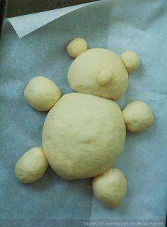 Honey-Vanilla Teddy Bear Challah (Recipe and Activity) - HowToInstructions.Us