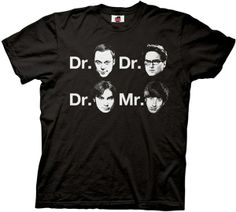 The Big Bang Theory Dr.