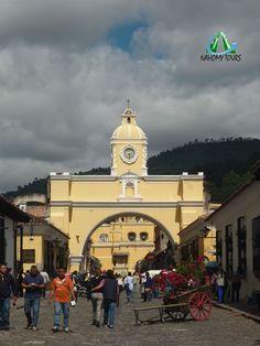 Arco de Santa Catalina #travel #viajes #Guatemala