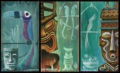 Enchanted Tiki by Robert Jimenez