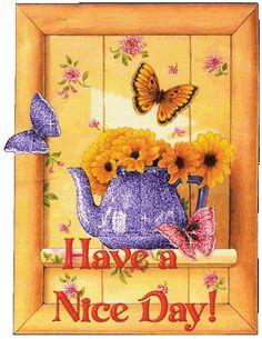 bisous papillion butterfly gif Centerblog.net  | la rub.de Lise Danièle Dilou Marie etc..