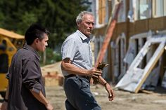 Clint Eastwood defends Trump's 'racist' remarks: 'Just get over it' — the guardian Gran Torino Film, Clint Eastwood Pictures, Westerns, Scott Eastwood, Best Director, Braveheart, Tough Guy, Drama Film, Golden Age Of Hollywood