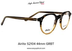 Airlite S2104 44mm GRBT American, Style, Swag, Outfits