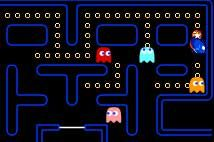 Sonic Pacman X