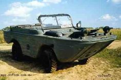 GAZ 46 MAV amphibious 4WD
