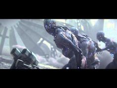 Mass Effect 3\'s newest cinematic trailer that premiered on last night\'s The Walking Dead! Is it March 6th yet?
