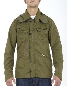 Military at Accent Clothing