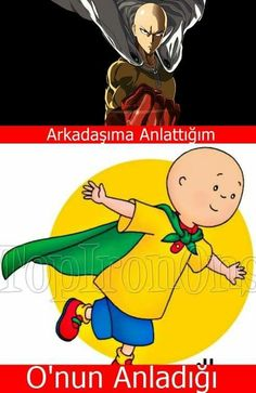 Read Caps 6 from the story Anime Capsleri by temizdelirdim (Akıllı bir deli. Anime Komedi, Kawaii Anime, Funy Memes, Dankest Memes, Funny Images, Funny Pictures, Comedy Zone, One Punch Man, Funny Moments