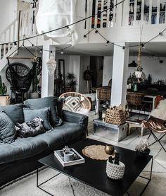 k likes, 299 comments - Camille Callen ( on Inst . Cafe Interior, Interior Design, Deco Studio, Minimalist Apartment, Living Room Remodel, Eclectic Decor, Rustic Interiors, Room Decor Bedroom, My Dream Home