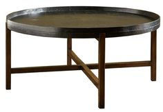 Piece | Alessio Cocktail Table Round |