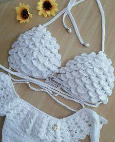 Crochet summer scarf bathing suits 25 super Ideas Bademode sup.- Crochet summer scarf bathing suits 25 super Ideas Bademode sup… Crochet summer scarf bathing suits 25 super Ideas - Crochet Summer Dresses, Summer Dress Patterns, Crochet Summer Tops, Tops Tejidos A Crochet, Crochet Poncho, Crochet Bathing Suits, Crochet Bikini Pattern, Crochet Patterns, Summer Scarves