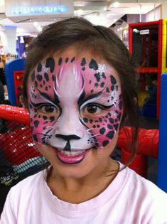 Viewing Gallery For - Animal Face Painting Ideas