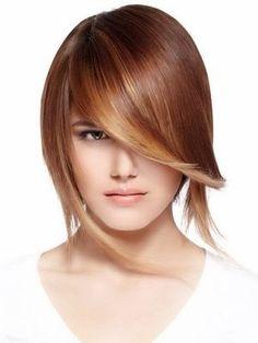 2014 Röfle Balyaj Saç Renkleri ve Saç Modelleri