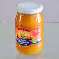 Lokmacı Ana mandalina marmelatı
