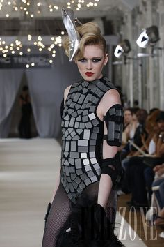Eric Tibusch - Couture - Fall-winter 2009-2010