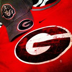 Georgia Bulldogs gear UGA