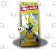 Little Trees Hanging Car and Home Air Freshener, Vanillaroma(Pack of 24) #LittleTrees