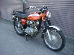 1972 Honda CL350