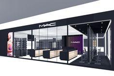 Fachada da M.A.C Cosmetics (Foto: Divulgação)