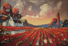 South African Contemporary and Upcoming Artist & Old Masters Art Gallery. Amazing Paintings, Classic Paintings, Oil Paintings, South African Decor, South African Artists, Landscape Art, Landscape Paintings, Cape Dutch, Upcoming Artists