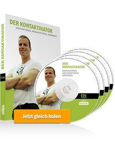 Cd Set Der Kontaktinator | Total Visits 365 | Das REKRU-TIER - der MLM und Network Marketing Profi