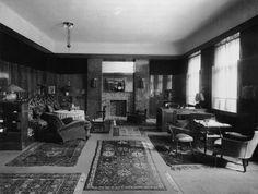 Adolf Loos, Wohnung Josef Vogl, Pilsen, 1929