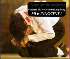 MJ is INNOCENT.❤️