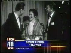 George Putnam Obit - KTTV Fox 11~ dad watched him every night
