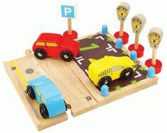 Parking Spaces (Bigjigs Roadway)