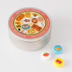 Nakagawa Masashichi Shoten   Rakuten Global Market: Local can Hakata marbles candy