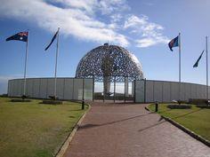 Western Australia Geraldton HMAS Sydney Memorial