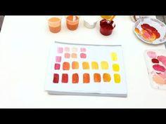 Pintar é fácil - Pintura em Tela - Abstrato - Iniciantes - AULA 6