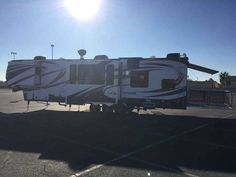2014 Used Dutchmen Voltage V3990 Toy Hauler in Arizona AZ.Recreational Vehicle, rv, 2014 Dutchmen Voltage V3990, ABSOLUTELY LOADED!!! SOLAR, INVERTER, SATELLITE, ETC... PRIVATE PARTY = NO SALES TAX $68,888 LARIAT F450 ALSO FOR SALE...WILL MAKE PACKAGE DEAL!!! 2014 Dutchmen Voltage V3990, EPIC Series Package, EPIC III Package,Voltage Luxury Interior Package, Voltage Exterior Package, Voltage Garage Package, SOLAR PANELS, 4 6V BATTERIES, AND INVERTER SYSTEM, DISH NETWORK HD AUTO SATELLITE…