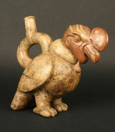 Colombian Art, Inca, Bird Sculpture, Tribal Art, Culture, Ancient Art, Ceramic Art, Archaeology, South America