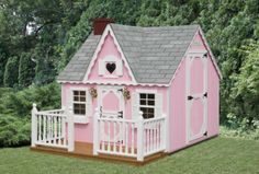 Shed Playhouse Combo | Website Building Software & Website Design Tools by Homestead