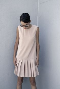 Parosh dress - love the style