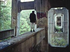 #brutalism #abandoned #shape