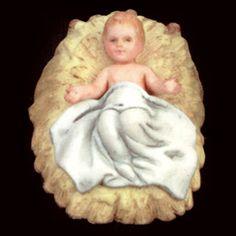"Angela has - Figurine: Infant Jesus (4-1/2\"")"