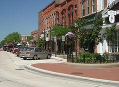 Downtown Wausau, WI #Wausau # Wisconsin