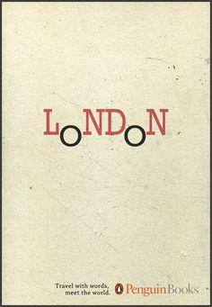 london -penguin book, by elias figueiroa