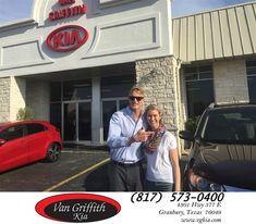 Happy Anniversary to Justin on your #Kia #Sorento from Kyle Kirkpatrick at Van Griffith Kia!  https://deliverymaxx.com/DealerReviews.aspx?DealerCode=PXVJ  #Anniversary #VanGriffithKia