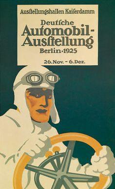 IAA Plakat 1925