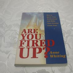 Are You Fired Up Ann Whiting in Books > Nonfiction Your Fired, Bakugan Battle Brawlers, Red Bags, Plastic Case, Nonfiction, Your Cards, Dreaming Of You, Magazines, Ann