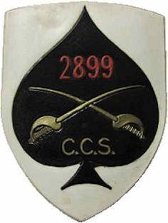 Companhia de Comando e Serviços do Batalhão de Cavalaria 2899 Angola