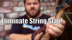 How to Eliminate String Slap   Traditional Archery Shooting Tip