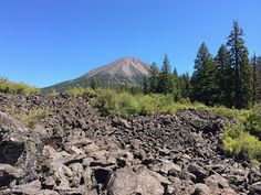 Geologists Awarded NSF Funding to Research Cascade Volcanoes  #Geology #GeologyPage